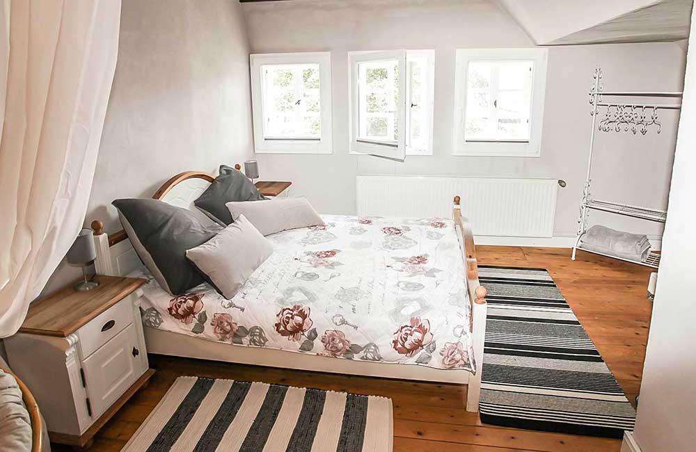 Schlafzimmer Rosenhaus